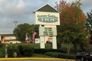 Green Gables Inn Branson Missouri Motel